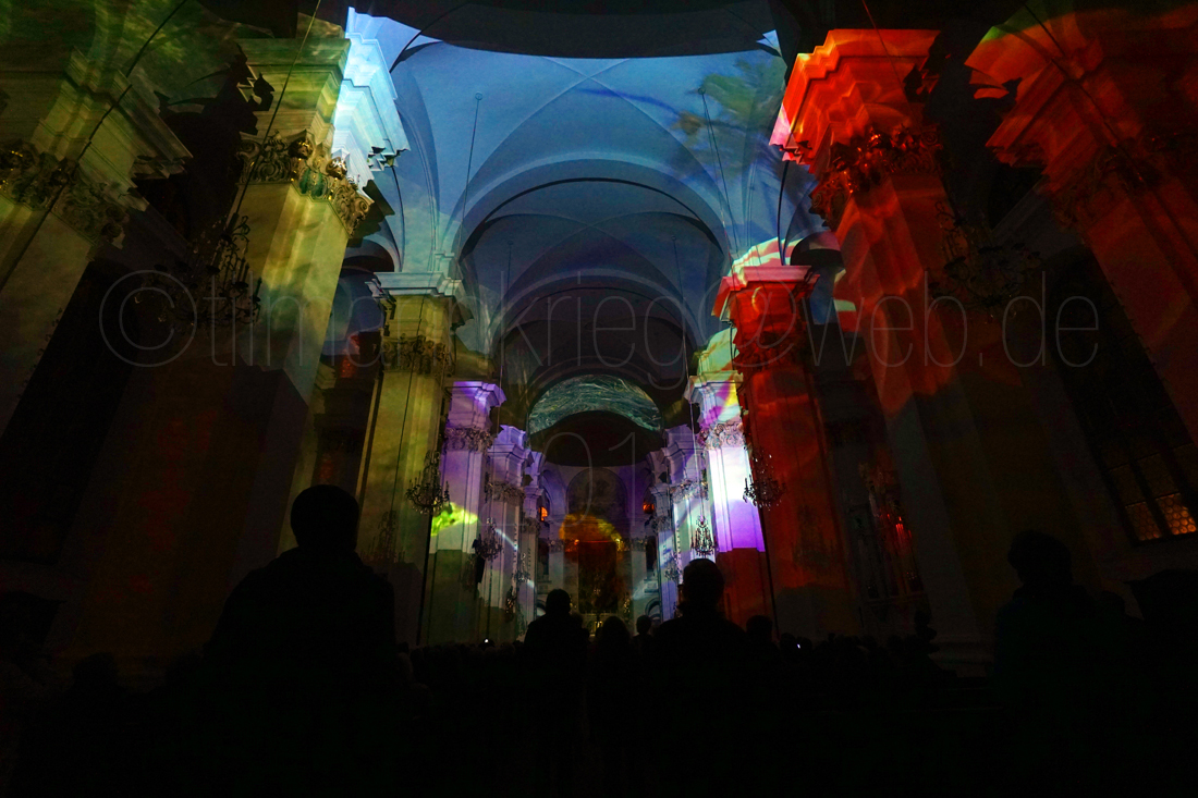 METROPOLIS, Jesuitenkirche Heidelberg 2017